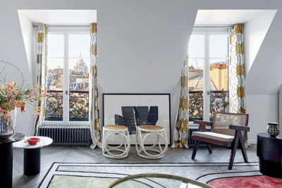 À Paris: Chez Humbert & Poyet.