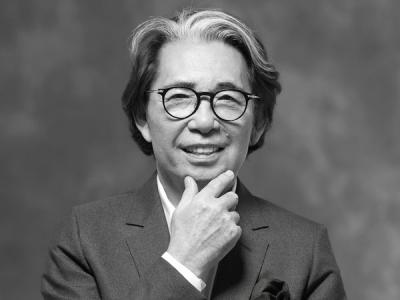 Les 80 ans de Kenzo Takada