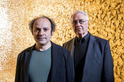 Moultaka et Byars en dialogue