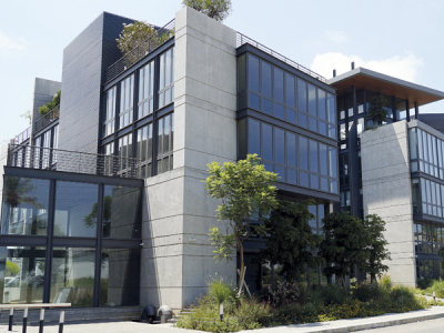 CHIP Headquarters, hymne à l'architecture industrielle
